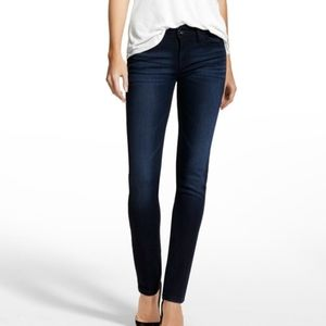 DL 1961 Nicky Mid Rise Cigarette Jeans Size 26